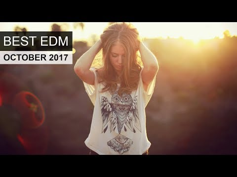 Best EDM Music October 2017 💎 Electro House Chart Mix