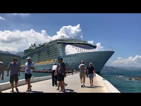 Oasis of the Seas - Ship Tour - Royal Caribbean | October 2017