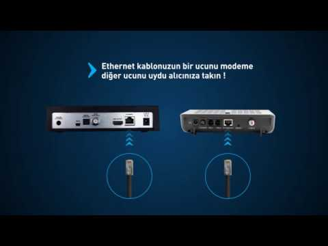 Uydu Ethernet Yardımı