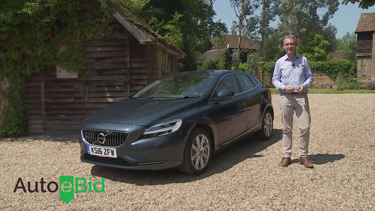 Volvo V40 2016 Video Review Autoebid