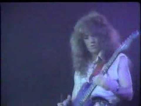 Jake E Lee guitar solo live ultimate sin...