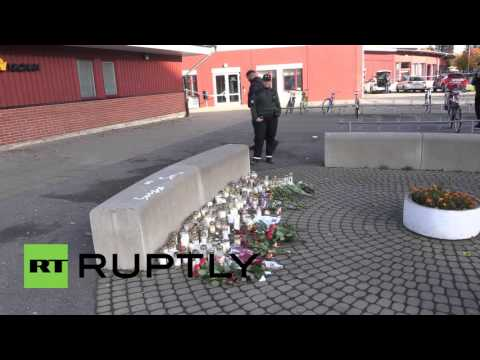 Sweden: Trollhattan mourns Kronan school attack
