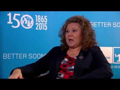 ITU TELECOM WORLD 2015 INTERVIEWS: Magdalena Gaj, President, Office of Electronic Comms., Poland