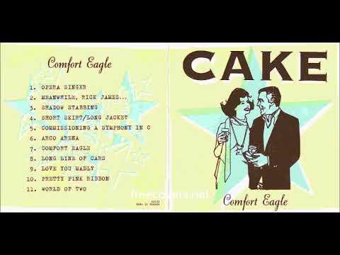 Cake - Confort Eagle (full album) HQ