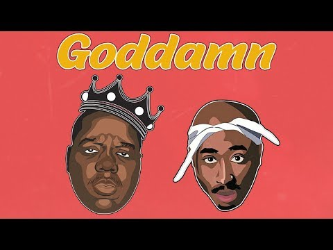 2Pac & Biggie - Goddamn (Remix) ft. Tyga