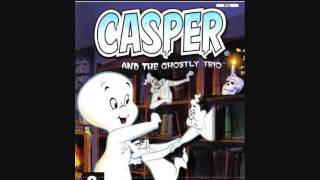 Casper and the Ghostly Trio (PS2) Title