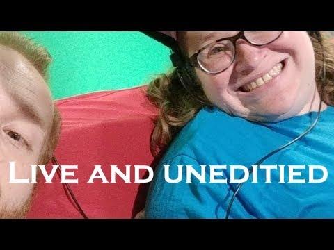 OMG! Live stream fail vlog. No game, just us complaining.