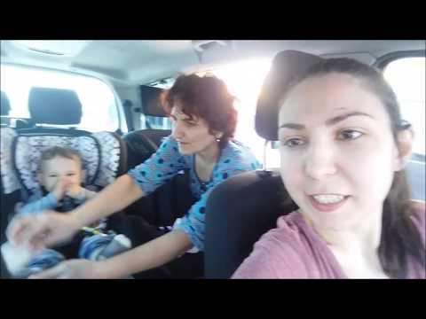 Vlog 18.04.2018 - La plimbare doar cu un copil :)