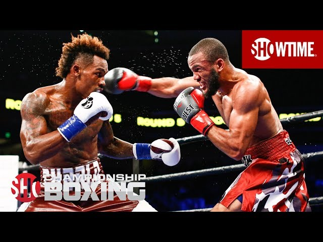 Anatomy of a Punch: Jermall Charlo   SHOWTIME CHAMPIONSHIP BOXING