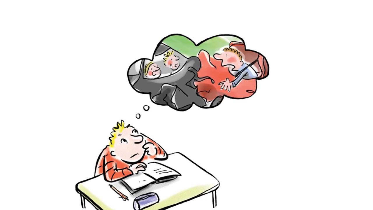EMDR animatie voor kinderen