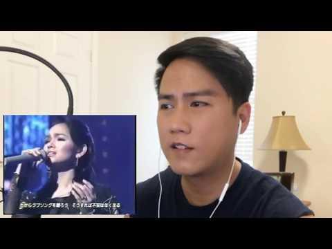 Siti Nurhaliza - Percayalah LIVE in JAPAN (2003) REACTION