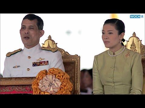 Sorry, Princess! Thai Prince Strips Wife of Royal Name