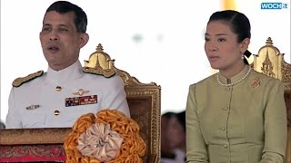 Sorry, Princess! Thai Prince Strips Wife of Royal Name