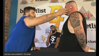 American Slapping Championship