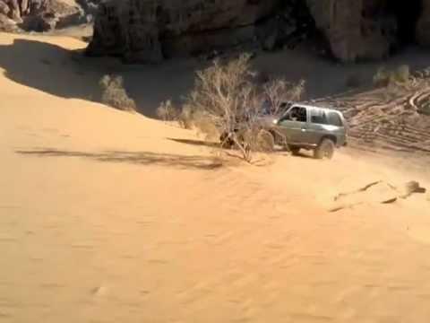 Jordan offroad wadi araba