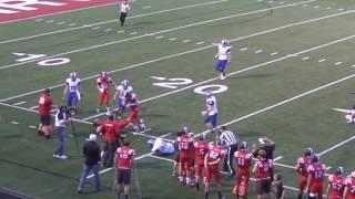 Logan Domer 2016 Football Highlights