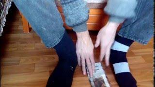 Как согреть ноги зимой   Лучший совет чтобы ноги зимой не мерзли