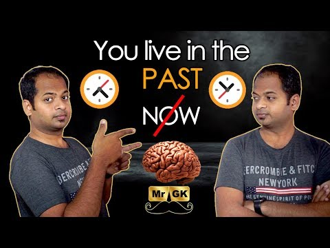 You Live In The Past ! There Is NO NOW | Flash Lag Effect | Mr.GK