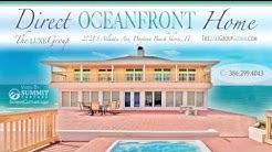 2721 S Atlantic Daytona Beach Shores Oceanfront Home For Sale