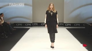 BALDININI CPM Moscow Fall 2016 2017 by Fashion Channel