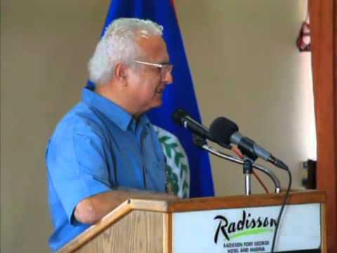 US Ambassador Speaks on Security of Tenure for Judges in Belize