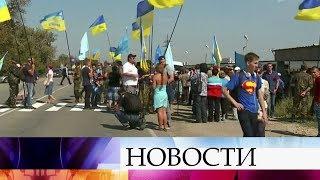 В Крыму обезврежена экстремистская группировка.