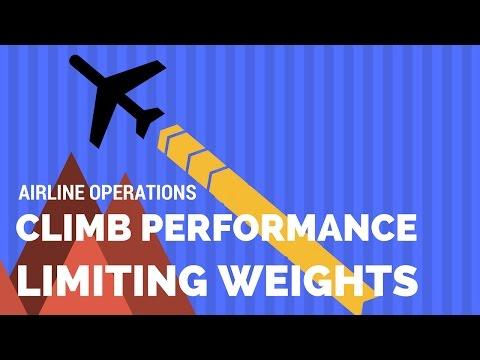 Part 121 Aircraft - Climb Segments and Limiting Weight - YouTube