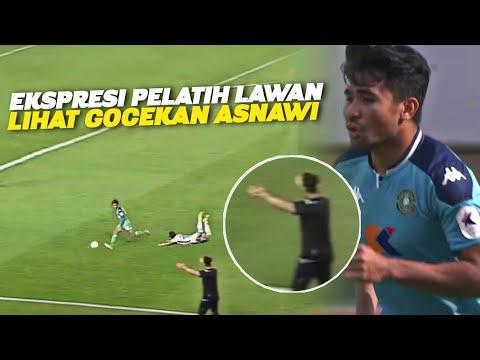 DISEBUT BOCAH AJAIB ❤️ Aksi Asnawi Mangkualam Ini Buat Pelatih Gyeongnam Kaget \u0026 Kebingungan