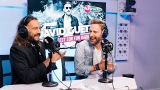david guetta et bob sinclar téléphonent à martin solveig sur fun radio