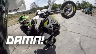 Crazy Supermotos + CRASH / GOT EM and more!
