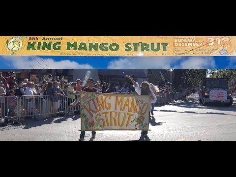 King Mango Strut Parade 2017  v1h2m UHD (4K)