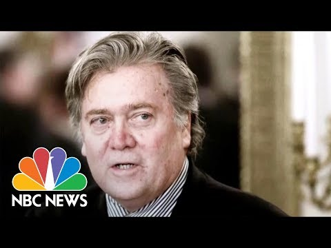 Steve Bannon Out As White House Chief Strategist | NBC News