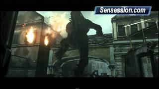 Resident Evil 6 - Gameplay Chris (demo 2)