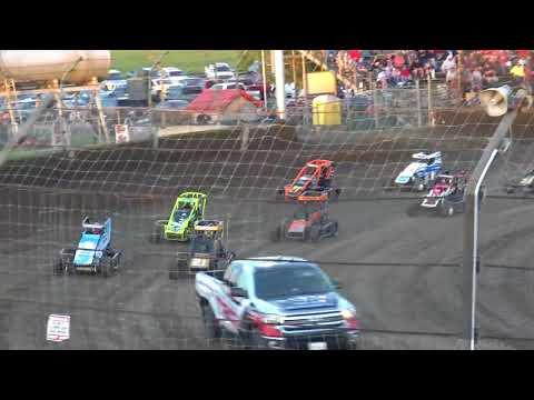Kokomo Speedway B Main 6-3-18