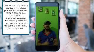 Depoimento do Aluno Master | Rondônia | Curso de Instalação e Manutenção de Ar Condicionado