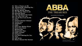 ABBA Gold Album - Best Songs of ABBA - ABBA Greatest Hits Full Album