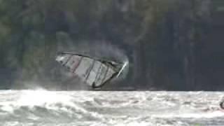 Windsurfing-