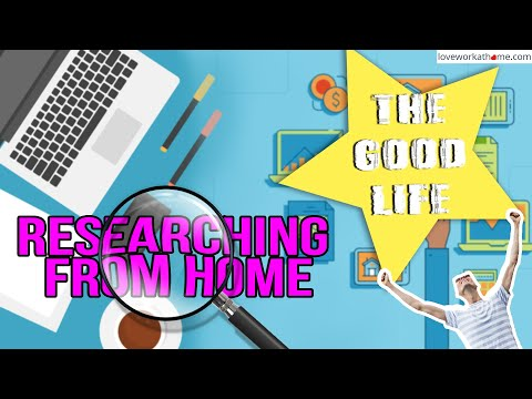 Where to Find the Best Online Research Jobs From Home