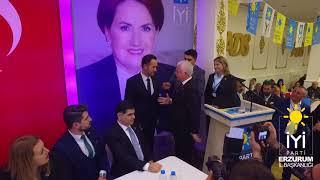 Erzurum Narman İlçesi Belediye Meclis Üyesi İYİ Parti'ye Geçti