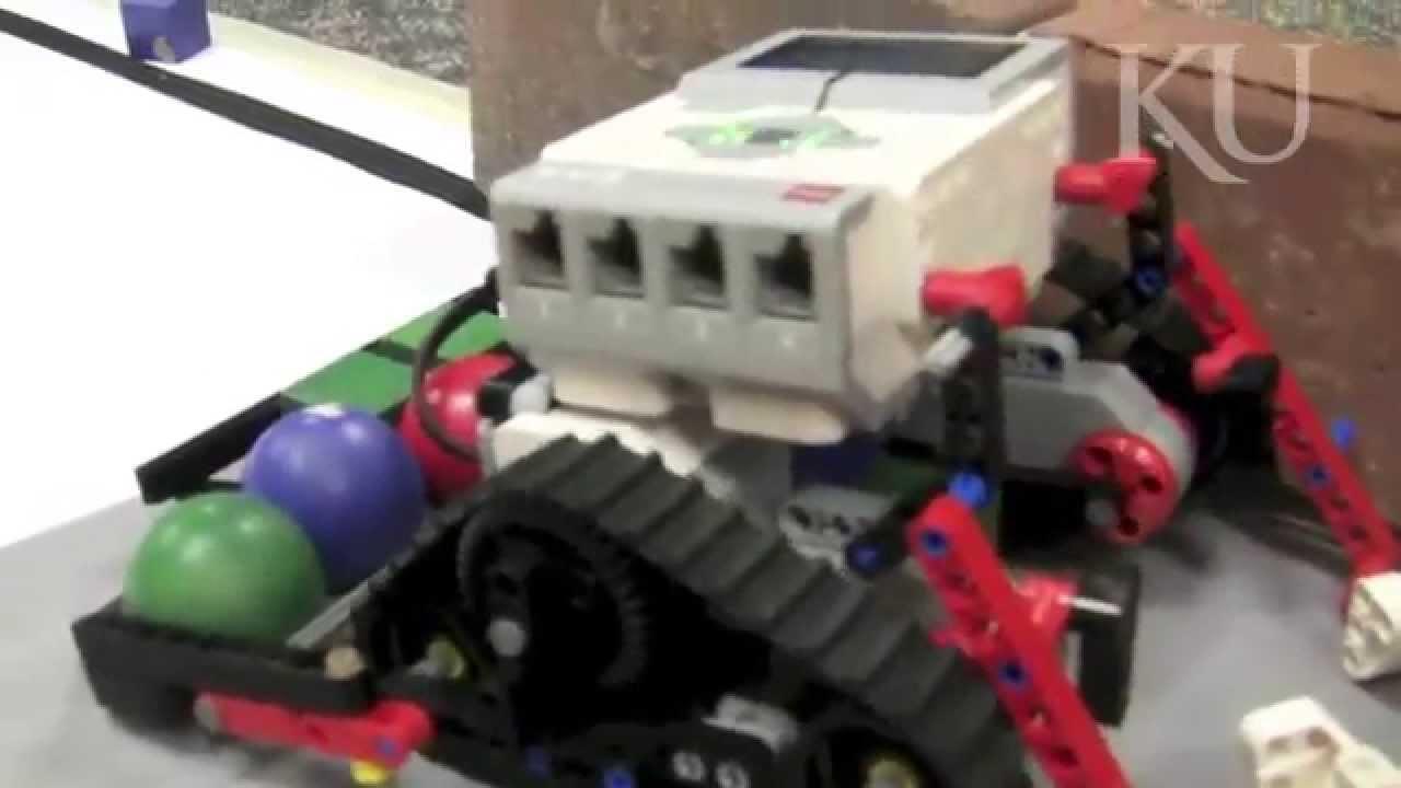 KU School of Engineering 2014 Lego Mindstorm Competition ...