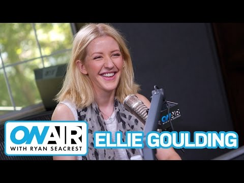 Ellie Goulding Plays Kiss, Marry, Kill | On Air with Ryan Seacrest