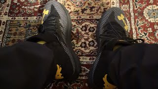 Sneaker Unboxing: Under Armour Project Rock Delta
