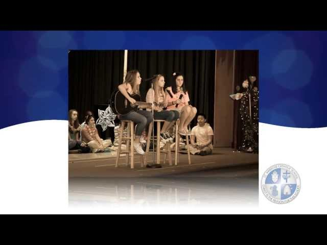 St. Ambrose Christmas Show 2013 Travel Video