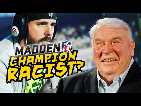 MADDEN CHAMPION RACIST? - Dude Soup Podcast #109