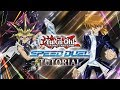 INTRODUCING the NEW YuGiOh SPEED DUELS Format   YUGI vs JOEY   IT's TIME to TUTORIAL