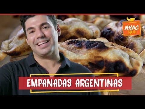 Receita de empanada | Felipe Bronze