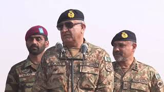 Press Release No 11/2019,COAS visited formations of Bahawalpur Corps-9 Jan 2019(ISPR Official Video)