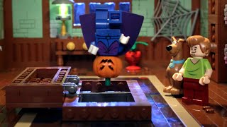 LEGO® Scooby-Doo - Doorway Debacle - Stop Motion Mini Movie