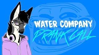 Water company prank Call (Ft.BakerLovesPibb)
