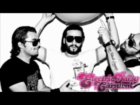 Swedish House Mafia EDC LA 2010 Set [Part 1]